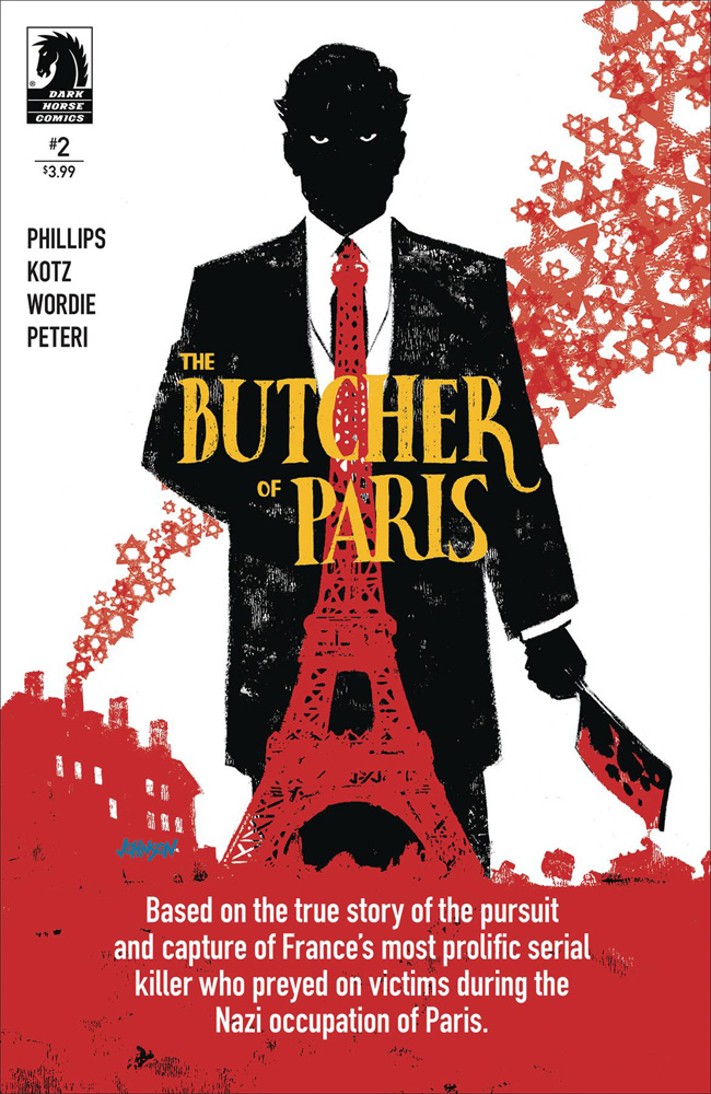 The Butcher of Paris #2