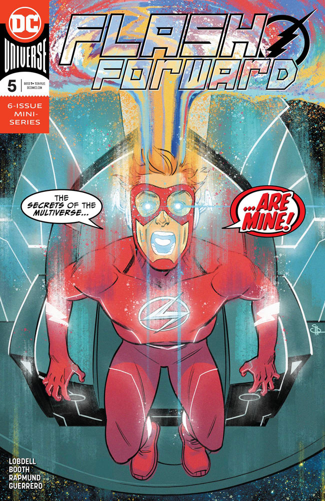 Image: Flash Forward #5 - DC Comics