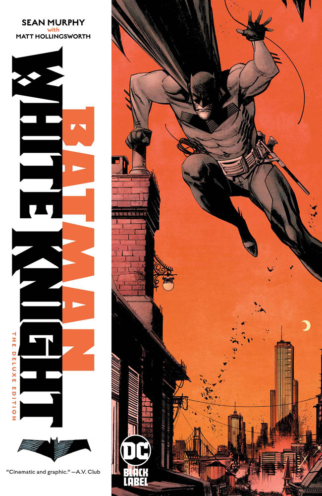 Image: Batman: White Knight: The Deluxe Edition HC  - DC Comics