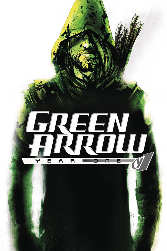 Image: Green Arrow Year One Deluxe Edition HC  - DC Comics