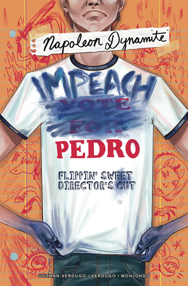 Image: Napoleon Dynamite Director's Cut  - IDW Publishing