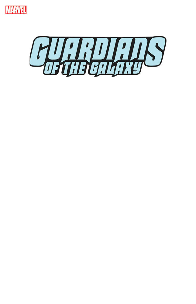 Image: Guardians of the Galaxy #1 (variant cover - Blank) - Marvel Comics