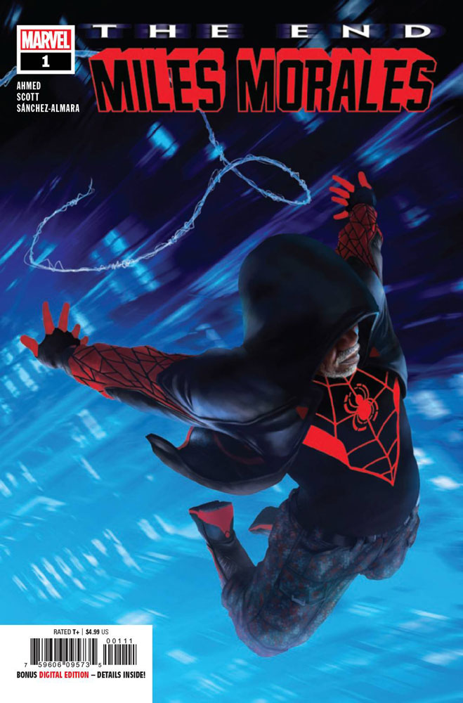 Image: Miles Morales: The End #1  [2020] - Marvel Comics