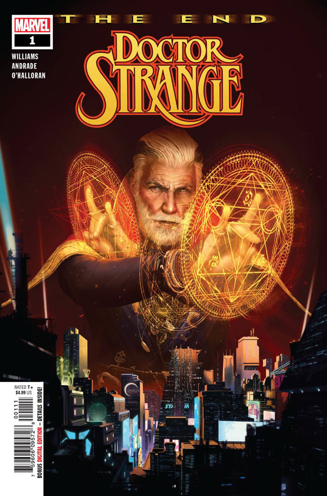 Image: Doctor Strange: The End #1  [2020] - Marvel Comics