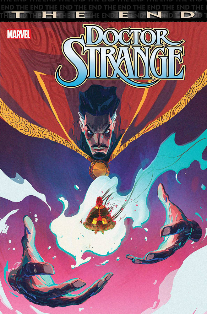 Image: Doctor Strange: The End #1 (variant cover - Andrade)  [2020] - Marvel Comics