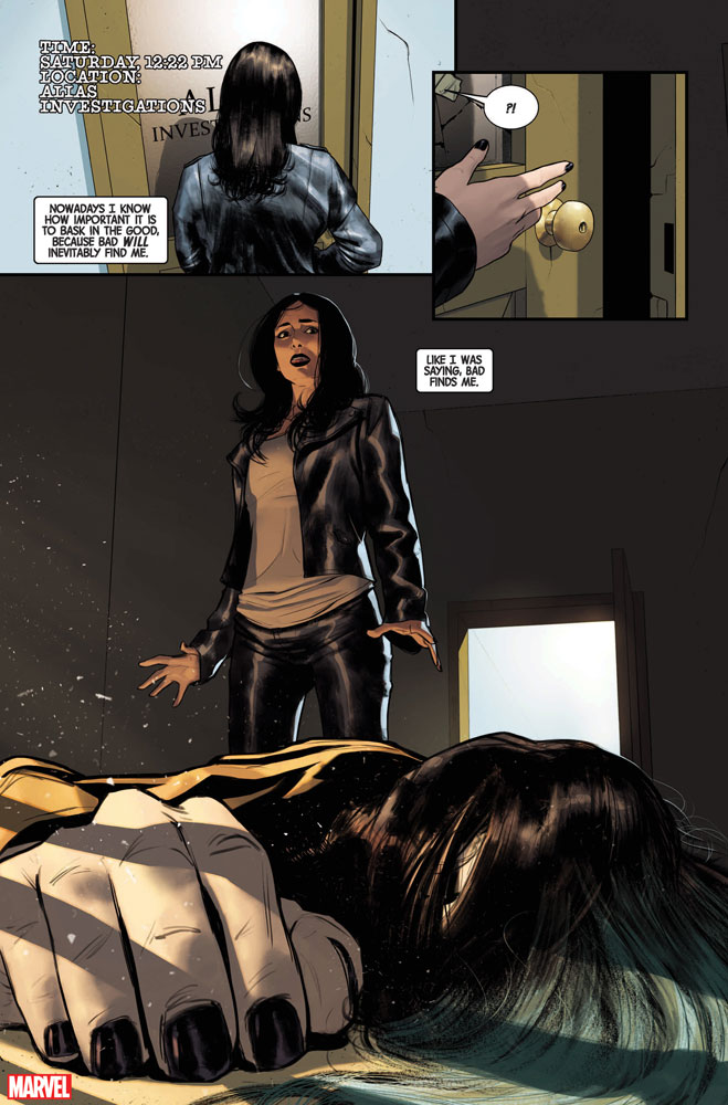 Jessica Jones: Blind Spot #1 - Marvel Comics