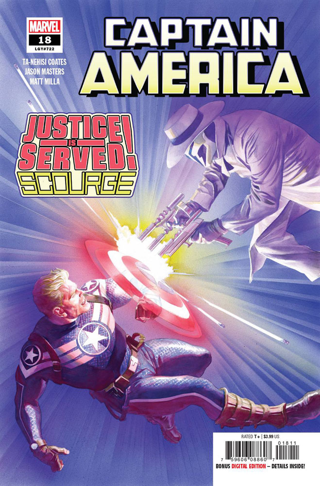 Image: Captain America #18 - Marvel Comics