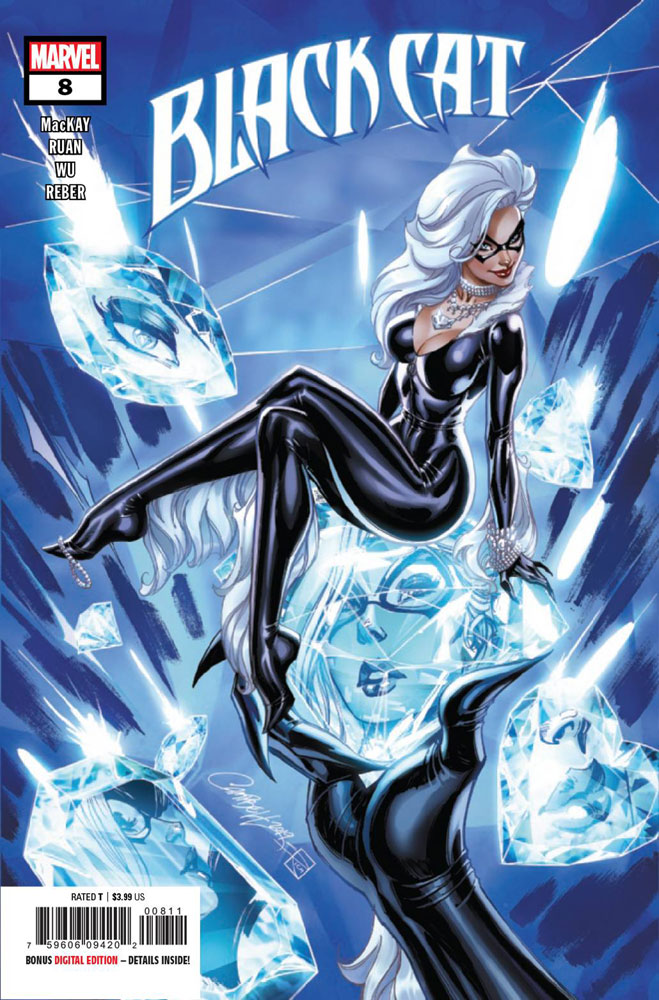 Image: Black Cat #8 - Marvel Comics