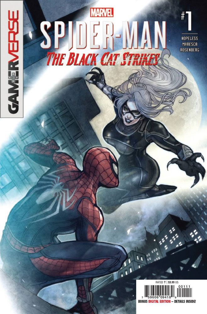 Image: Marvel's Spider-Man: The Black Cat Strikes #1  [2020] - Marvel Comics