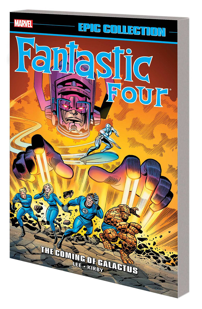 Image: Fantastic Four Epic Collection: Coming of Galactus SC  (new printing) - Marvel Comics