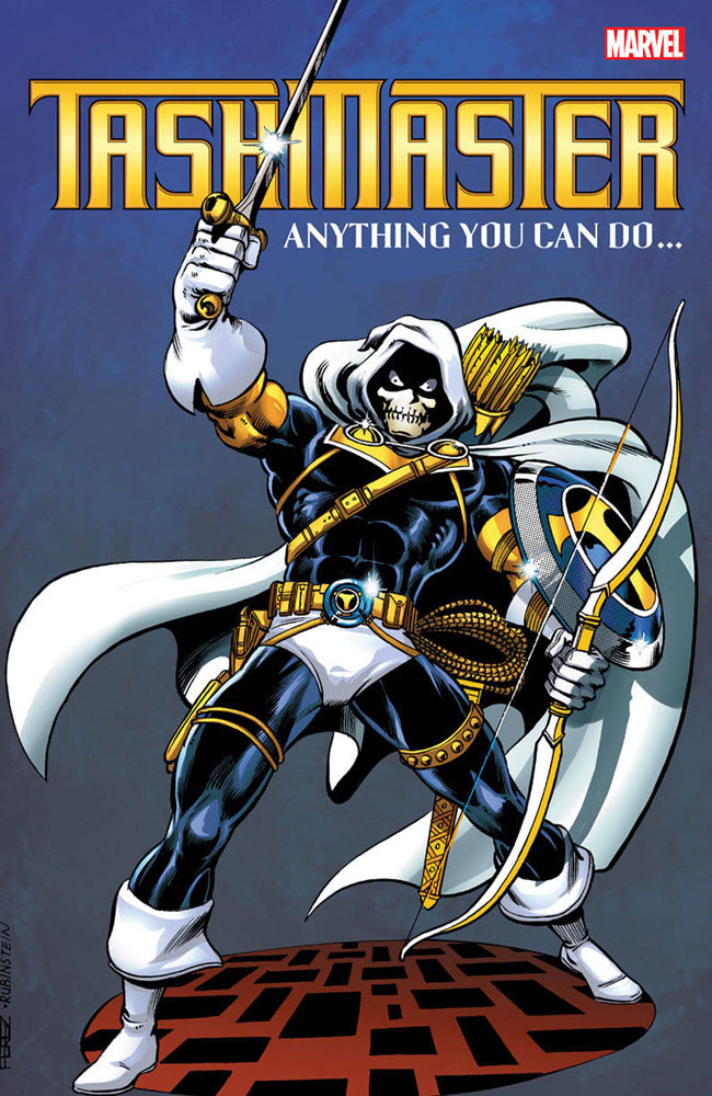 Image: Taskmaster: Anything You Can Do... SC  - Marvel Comics