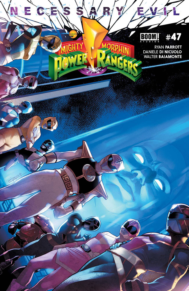 Image: Mighty Morphin Power Rangers #47 - Boom! Studios