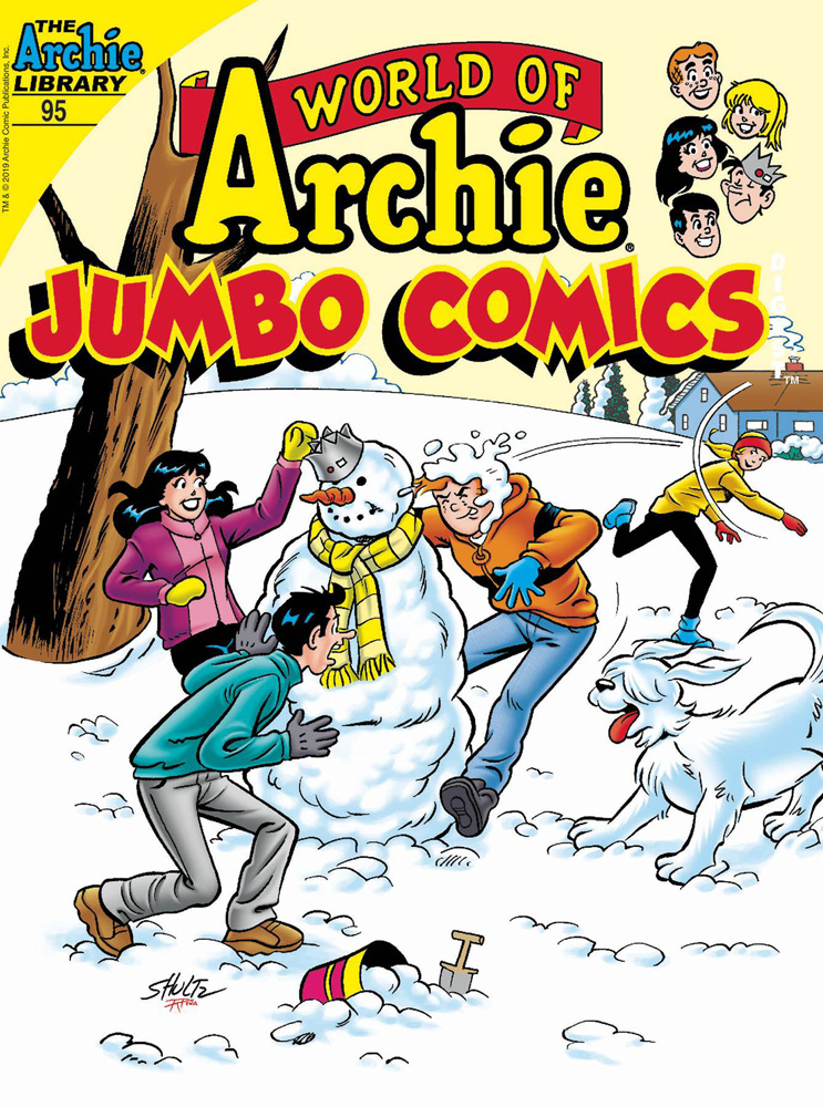 Image: World of Archie #95 (Jumbo Comics) Double Digest - Archie Comic Publications