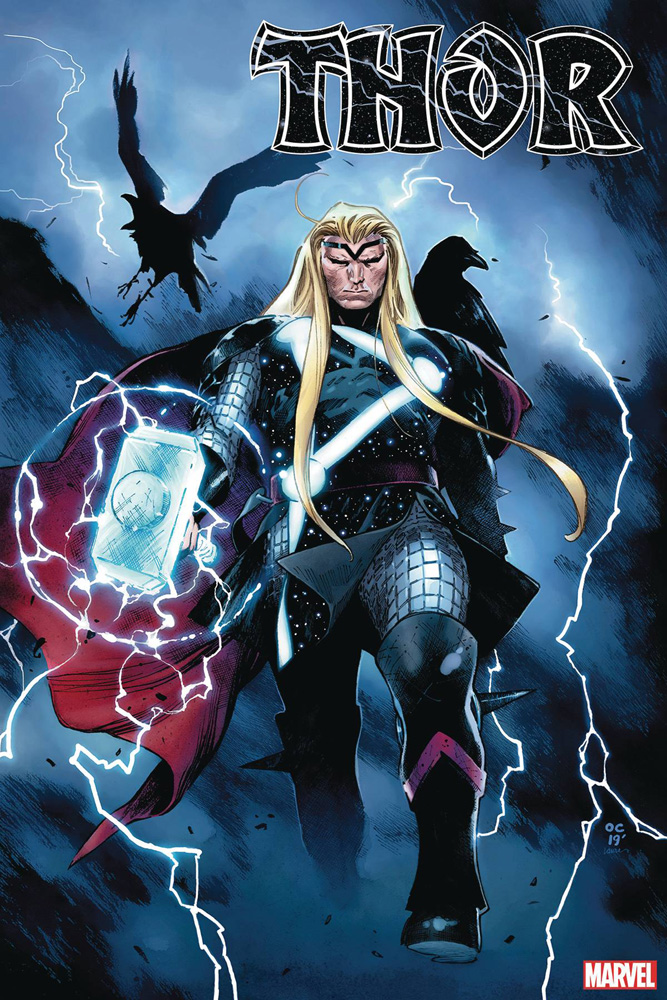Image: Thor #1 (DFE Limited Series signed in Silver by Donny Cates) - Dynamic Forces