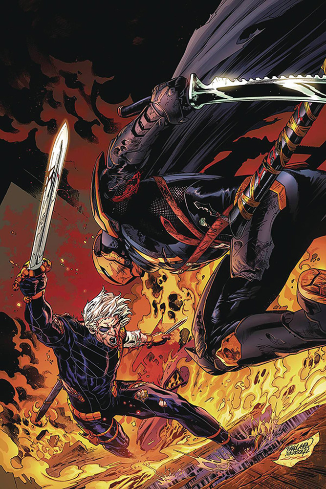 Image: Deathstroke #50 (DFE signed - Priest) - Dynamic Forces