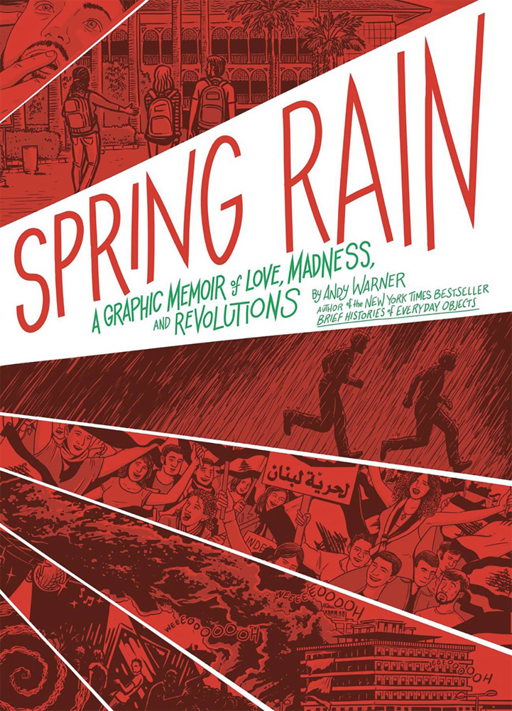 Image: Spring Rain GN  - Griffin Books