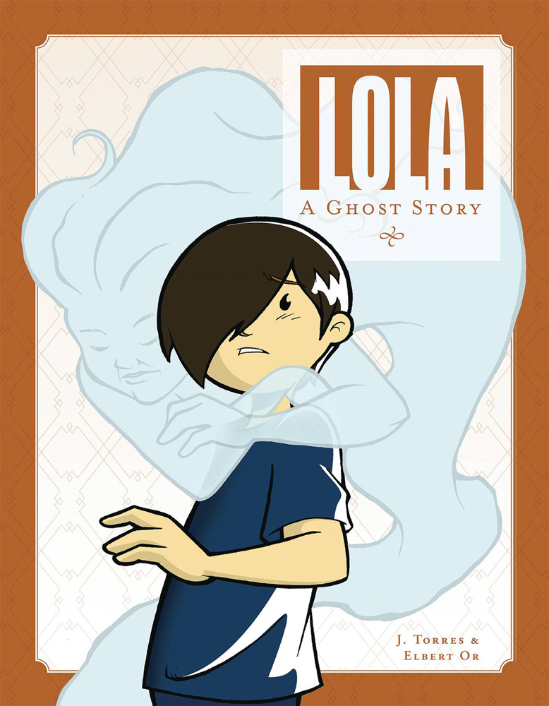 Image: Lola: A Ghost Story GN SC  - Oni Press Inc.