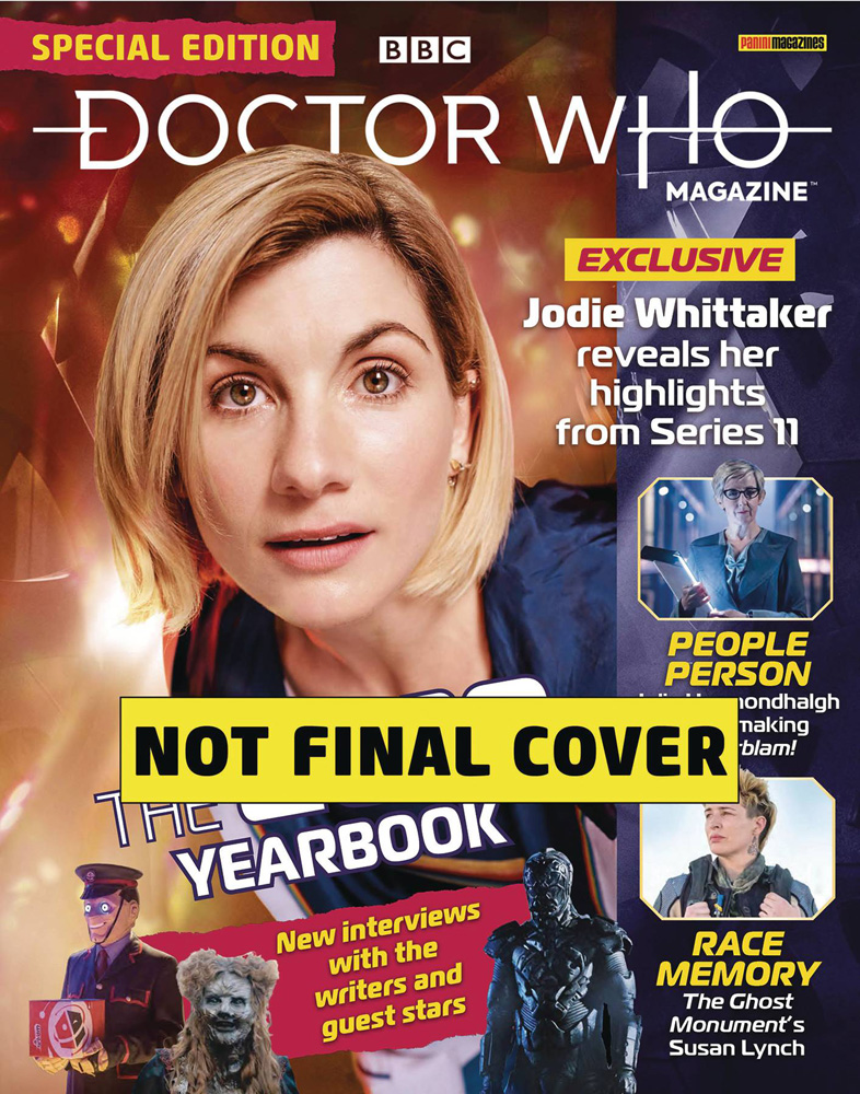 Image: Doctor Who Magazine Special #54 (Year Book) - Panini Publishing Ltd