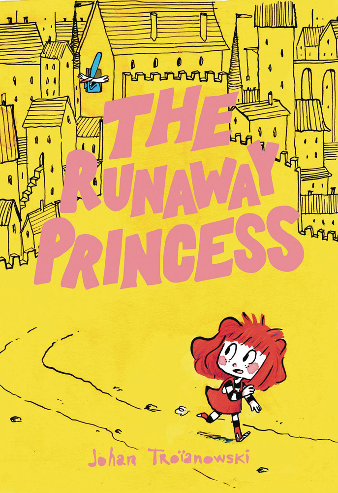 Image: Runaway Princess SC  - Random House Graphic
