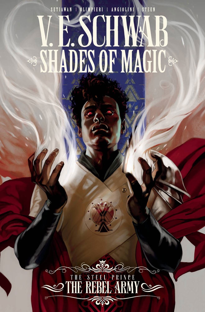 Image: Shades of Magic: Steel Prince Rebel Army SC  - Titan Comics