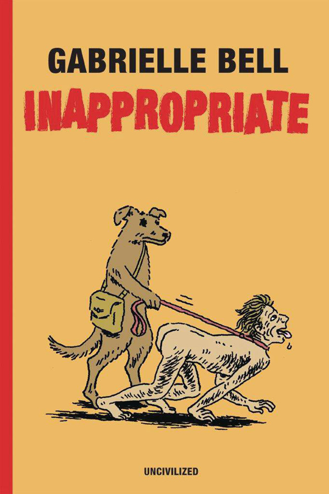 Image: Inappropriate GN HC  - Uncivilized Books