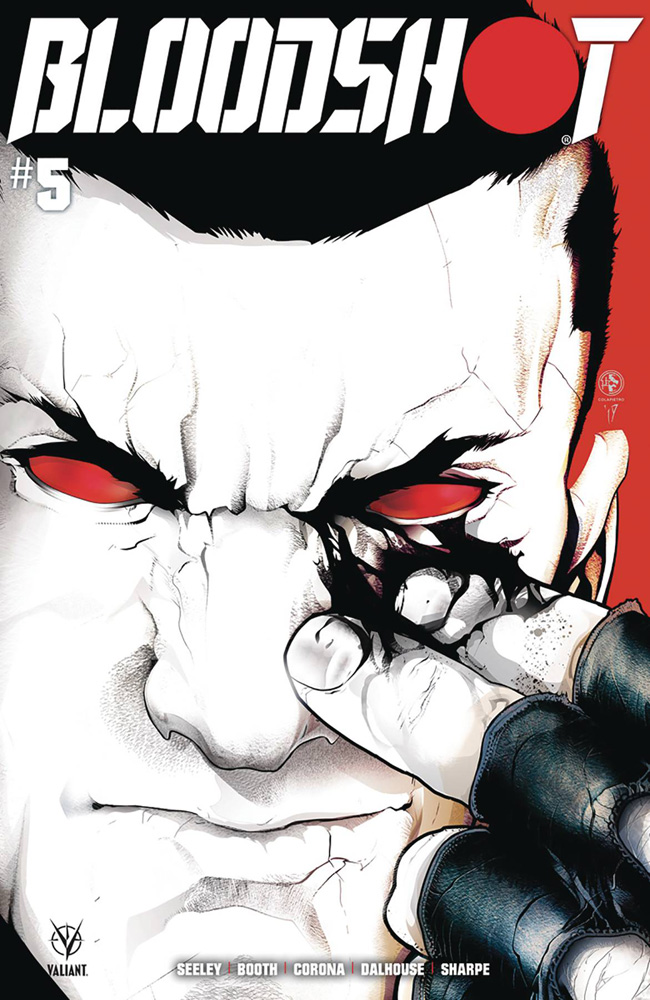 Image: Bloodshot [2019] #5 (cover C - Colapietro) - Valiant Entertainment LLC