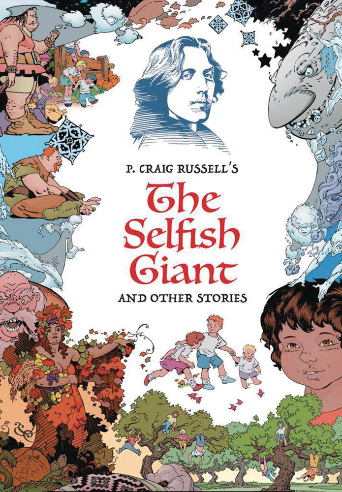 Image: P. Craig Russell: Selfish & Other Stories Fine Art HC  (S&N) - Wayne Alan Harold Productions