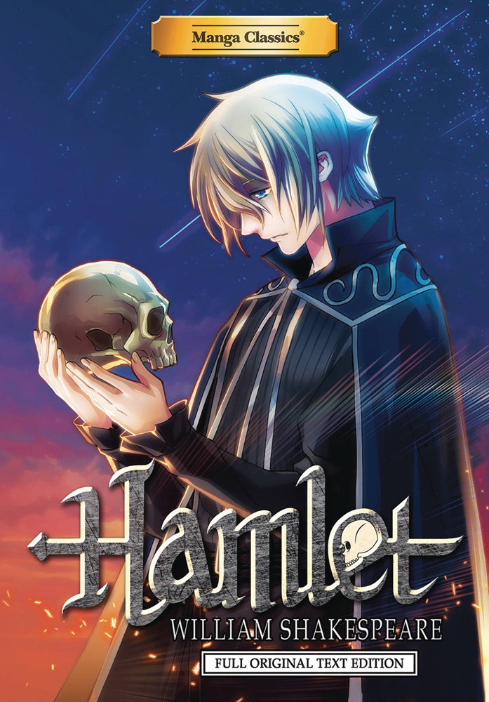 Image: Manga Classics: Hamlet SC  - Udon Entertainment Inc