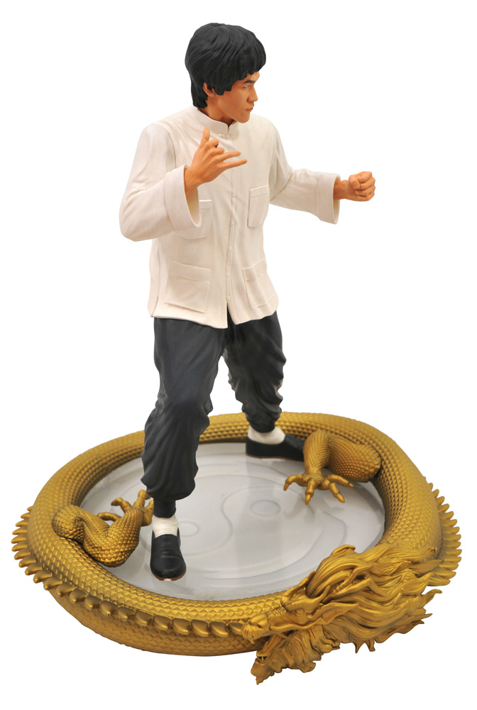 Bruce Lee Premier Collection 80th Anniversary Statue  - Diamond Select Toys LLC
