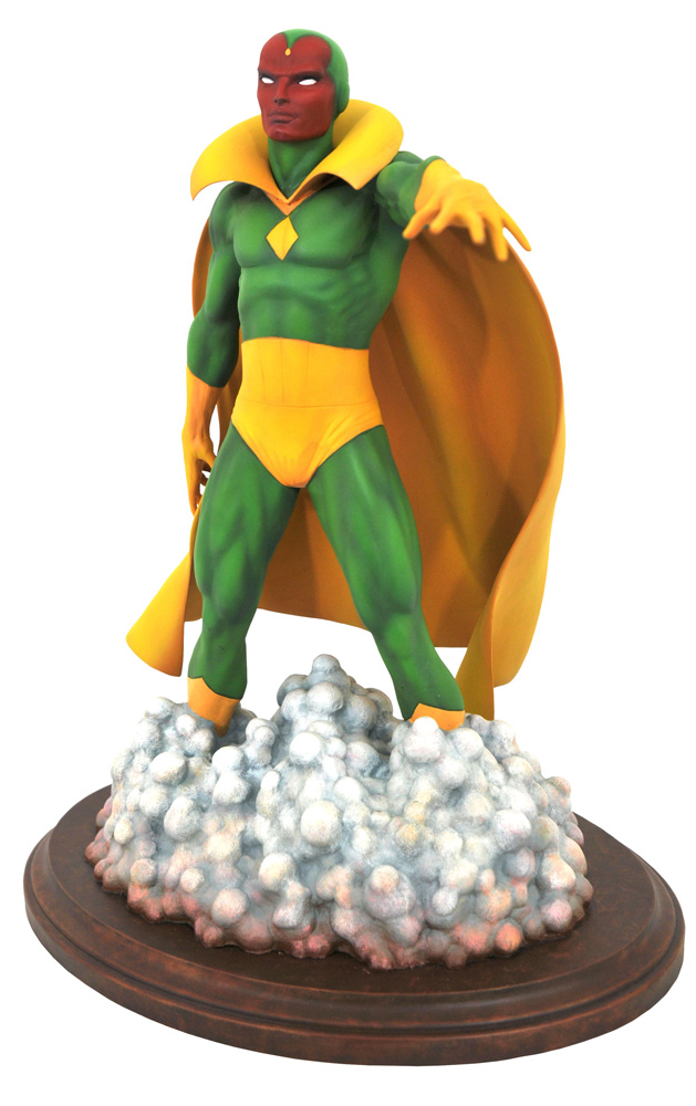 Marvel Premier Statue: Vision  - Diamond Select Toys LLC