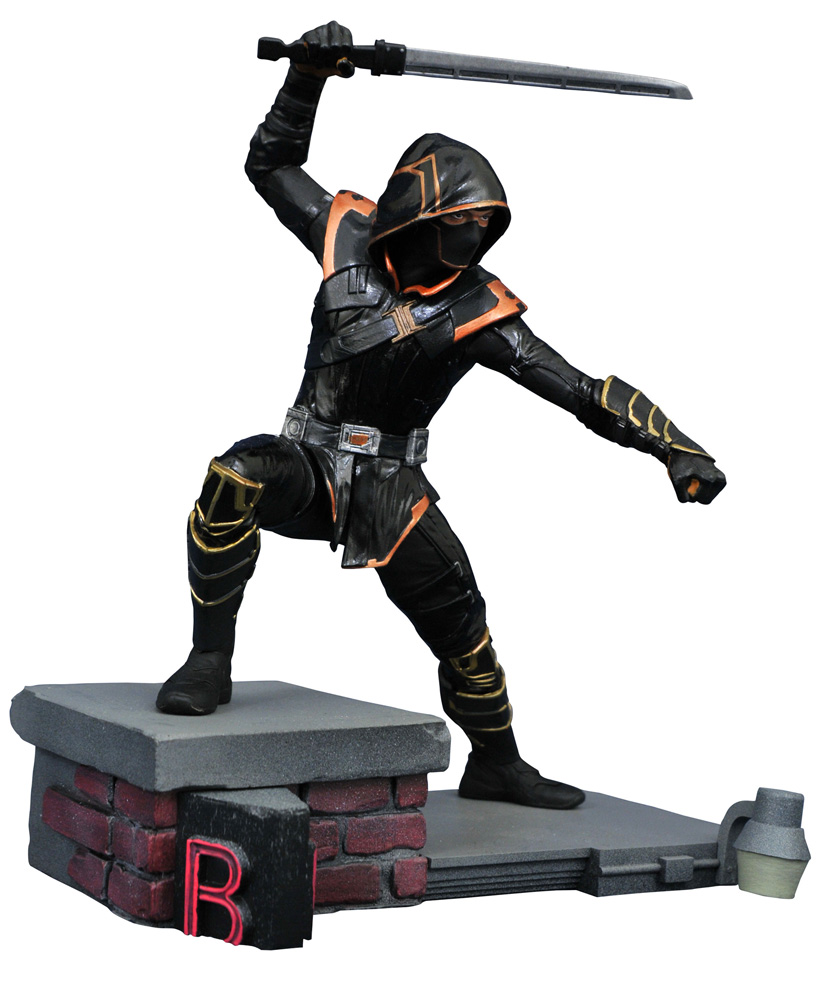 Marvel Gallery PVC Statue: Avengers 4 - Ronin  - Diamond Select Toys LLC