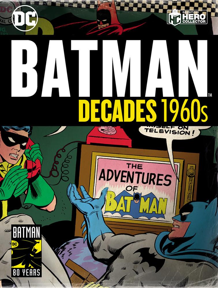 Batman Decades #3 (1960s Batman) - Eaglemoss Publications Ltd