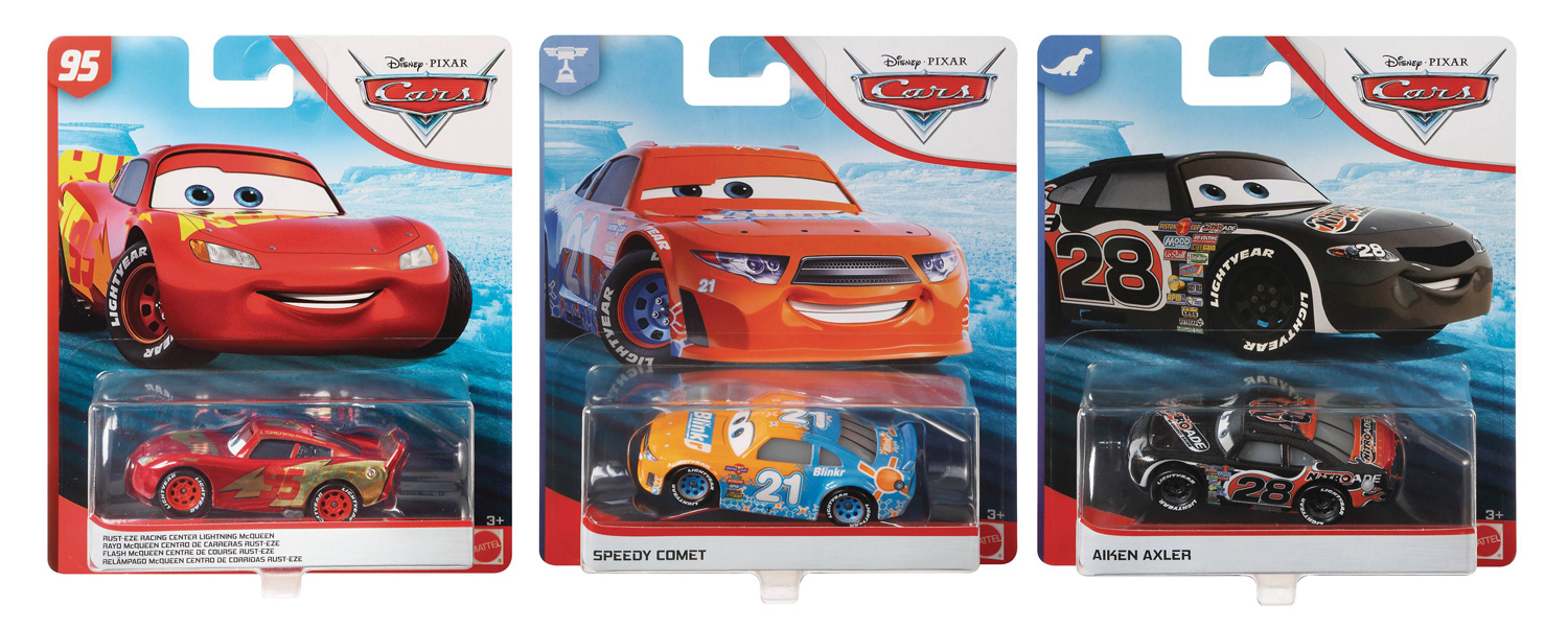 Disney Pixar Cars 3 Die Cast Car Assortment Westfield Comics