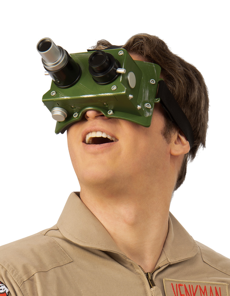 Ghostbusters Prop: Ecto Goggles  - Rubies Costumes Company Inc