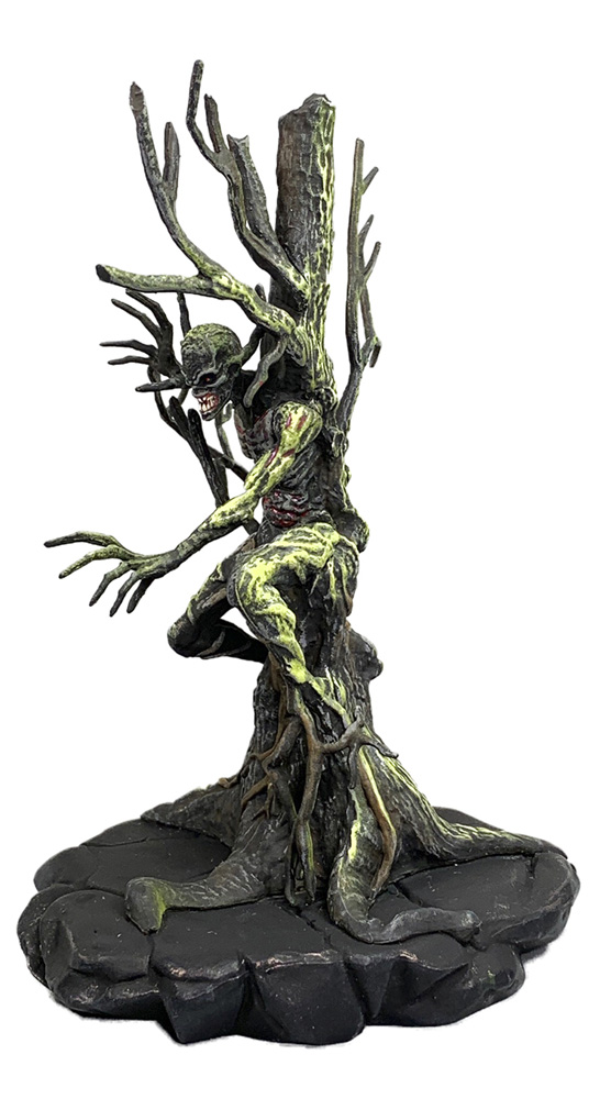 Legacy of the Beast Iron Maiden PVC Statue: Fear of the Dark  - Incendium LLC