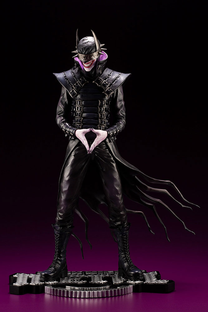 DC Comics Artfx Statue: Elseworld Series - Batman Who Laughs  - Koto Inc.