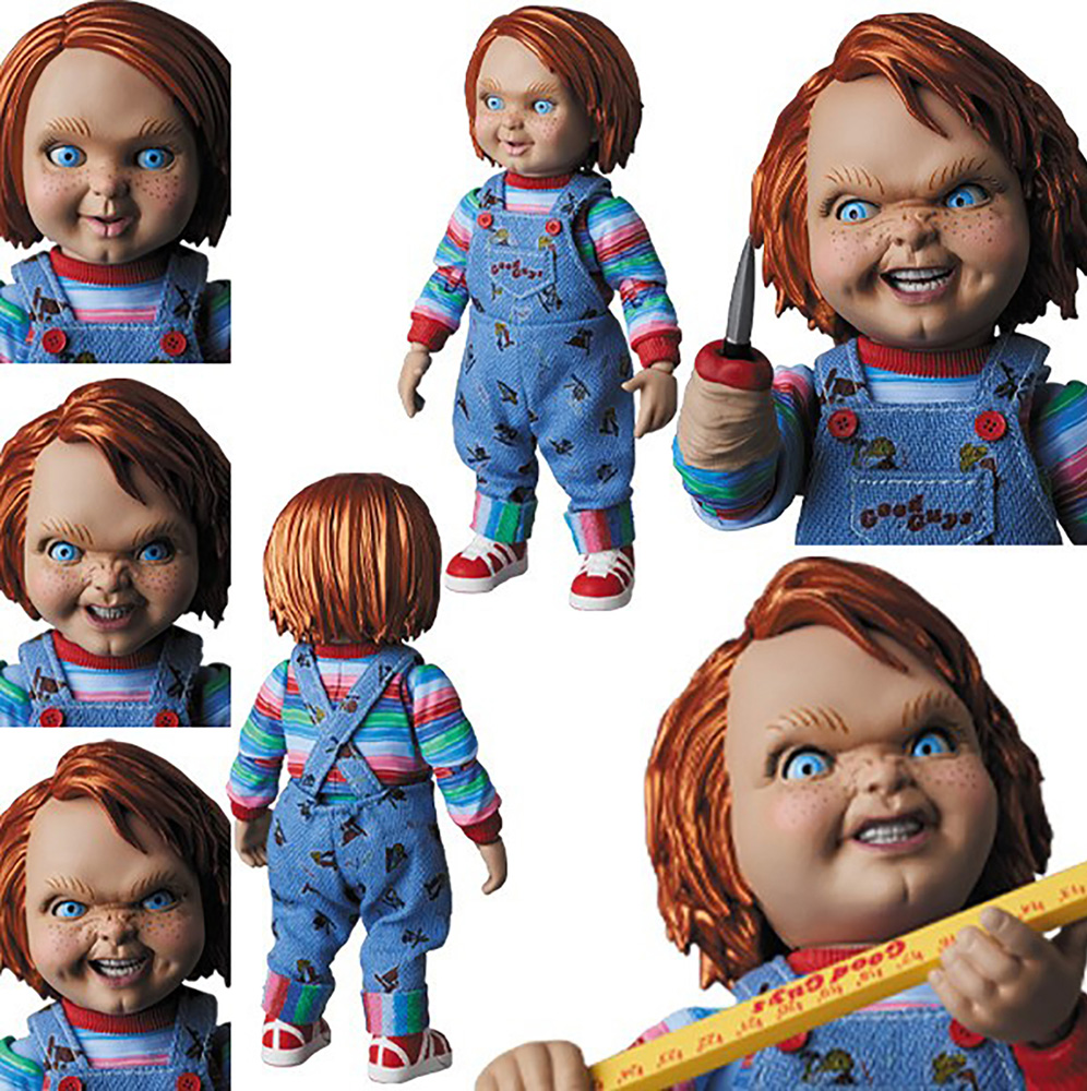 Child's Play 2 MAFEX Action Figure: Good Guy Doll  - Medicom Toy Corporation