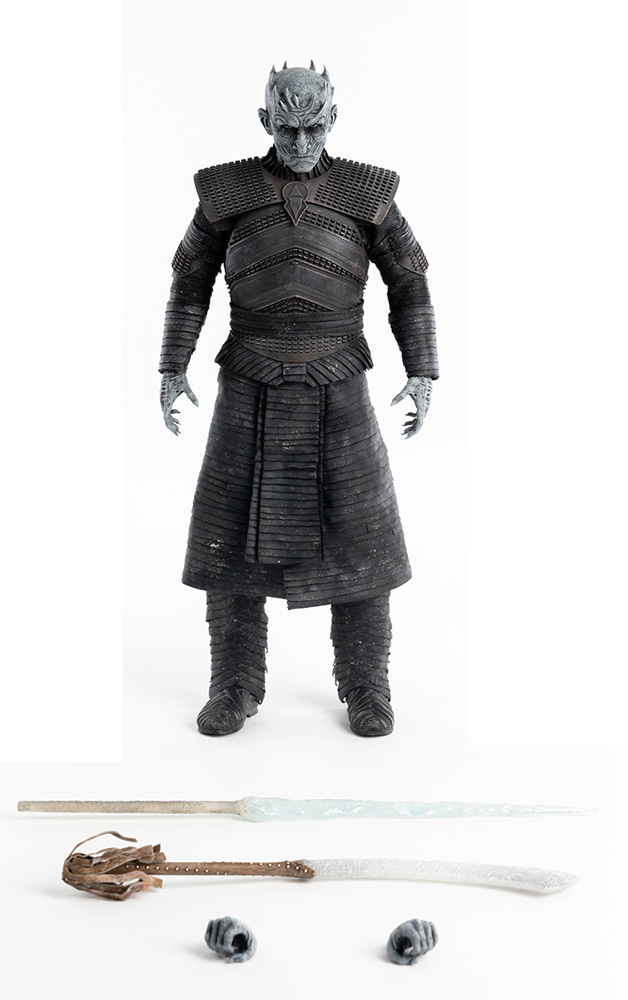 Game of Thrones Figure: Night King  (Regular edition) (1/6 scale) - Three A Trading Company Ltd