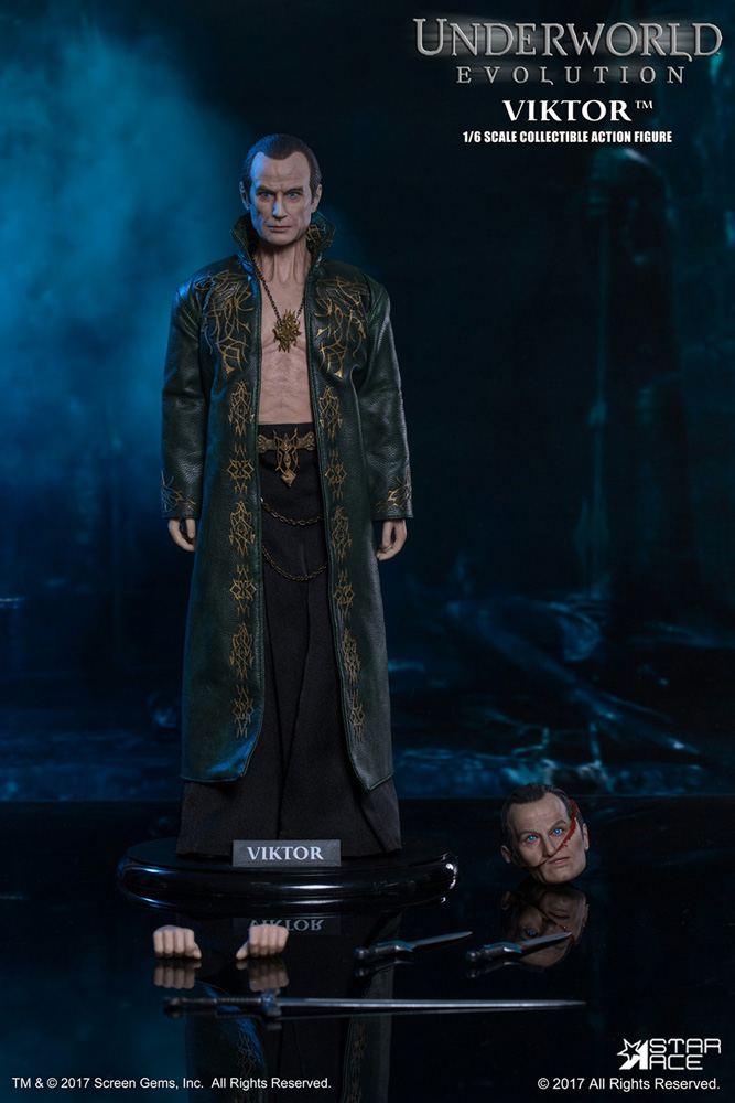 Underworld Action Figure: Viktor  (limited version) (1/6 scale) - Star Ace Toys Limited