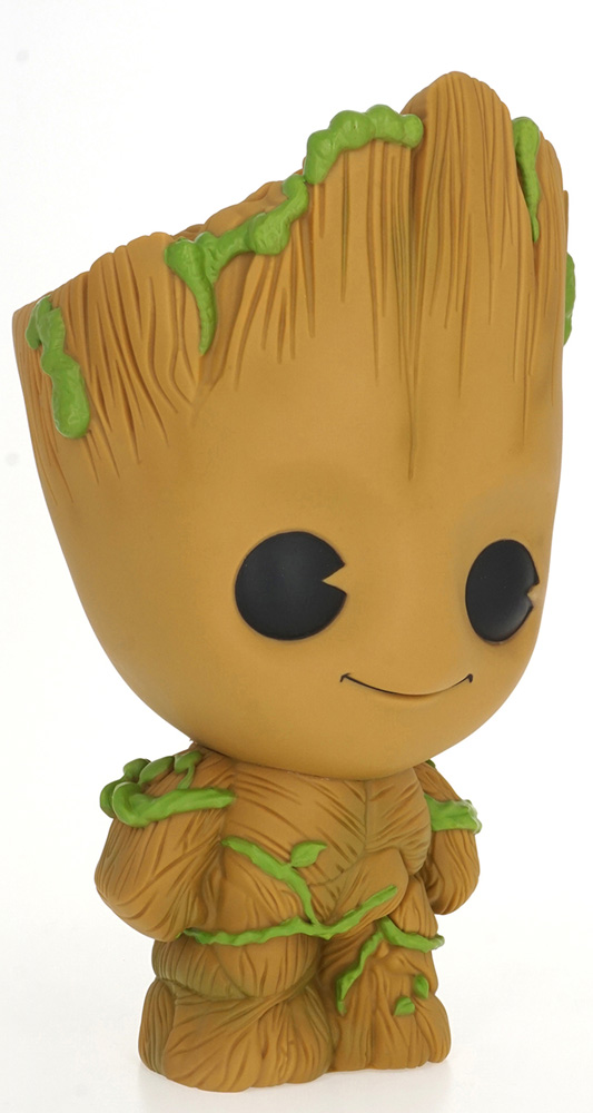 Guardians of the Galaxy PVC Figural Coin Bank: Groot  - Monogram Products