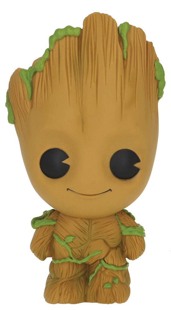 Image: Guardians of the Galaxy PVC Figural Coin Bank: Groot  - Monogram Products
