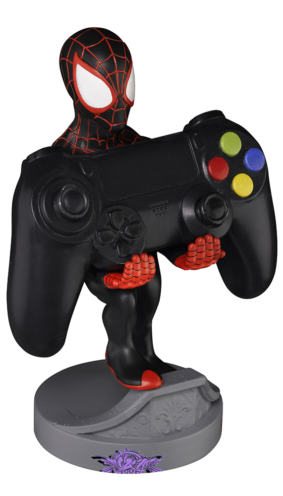 Marvel Cable Guy: Miles Morales: Spider-Man  - Exquisite Gaming Ltd