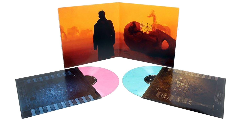 Blade Runner 2049 Original Motion Picture Soundtrack  (2LP) - Mondo Tees LLC