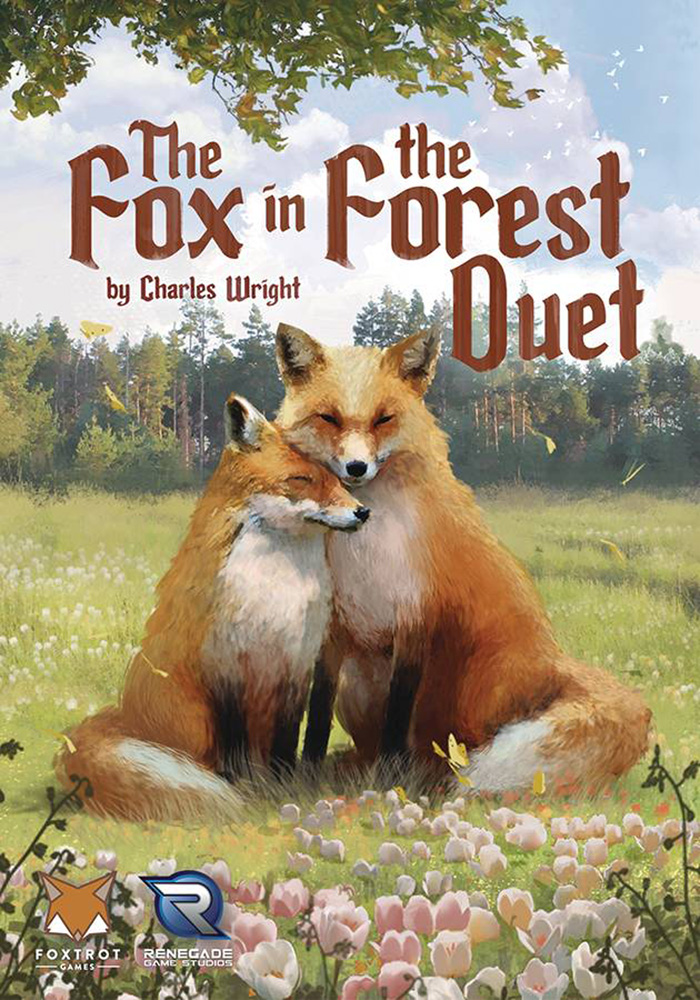 Image: Fox in the Forest Duet Card Game  - Renegade Game Studio