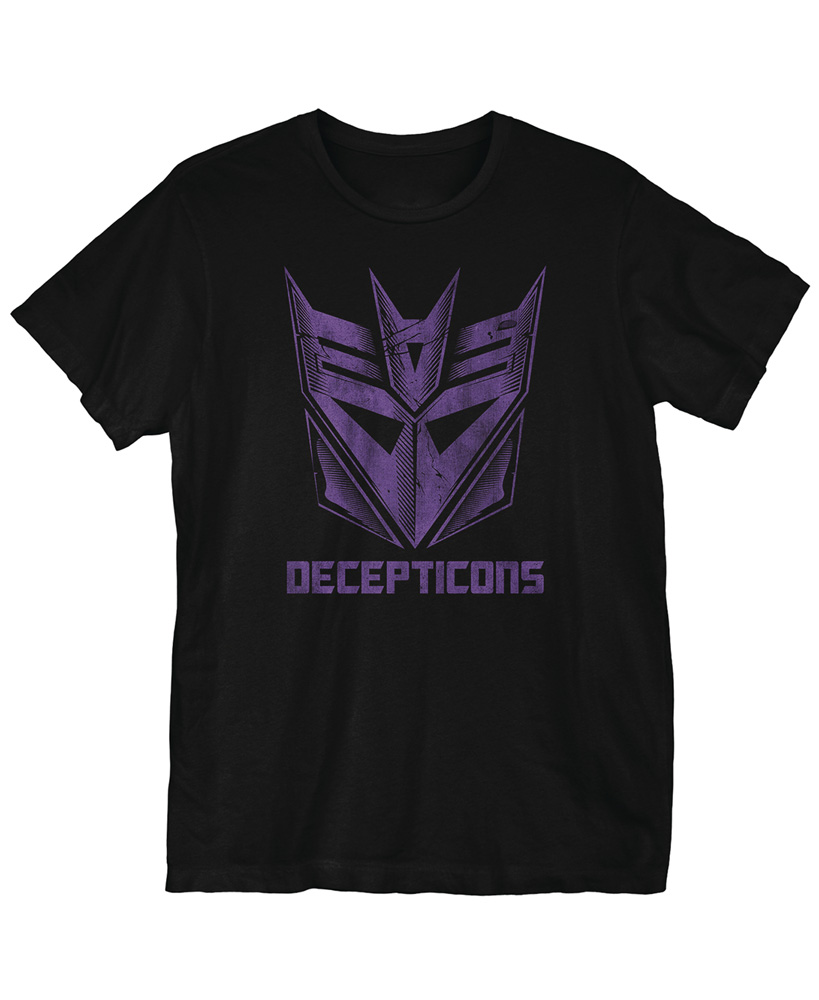 Image: Transformers T-Shirt: Enslave and Destroy  (XXL) - Goodie Two Sleeves
