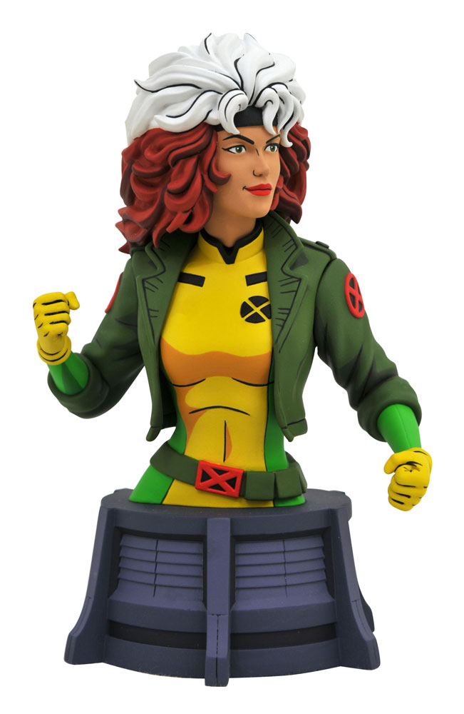 Marvel Animated Bust: X-Men - Rogue  - Diamond Select Toys LLC
