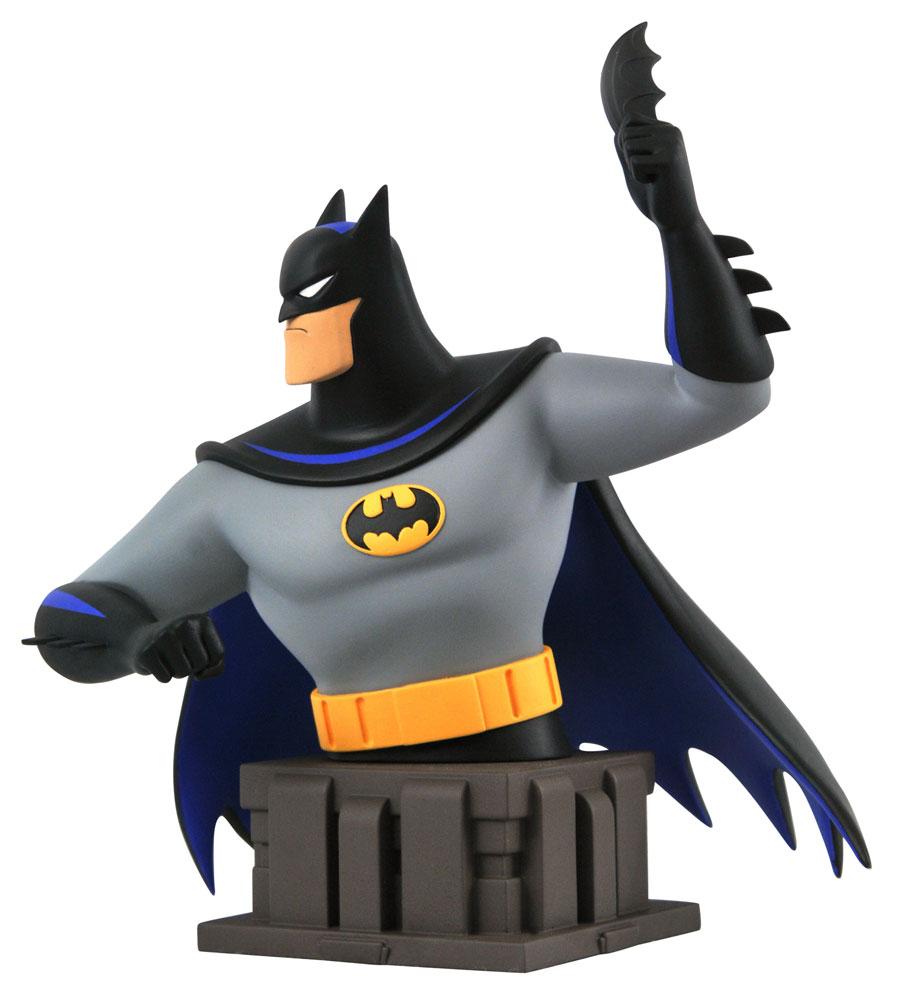 Batman The Animated Series Bust: Batman Batarang  - Diamond Select Toys LLC