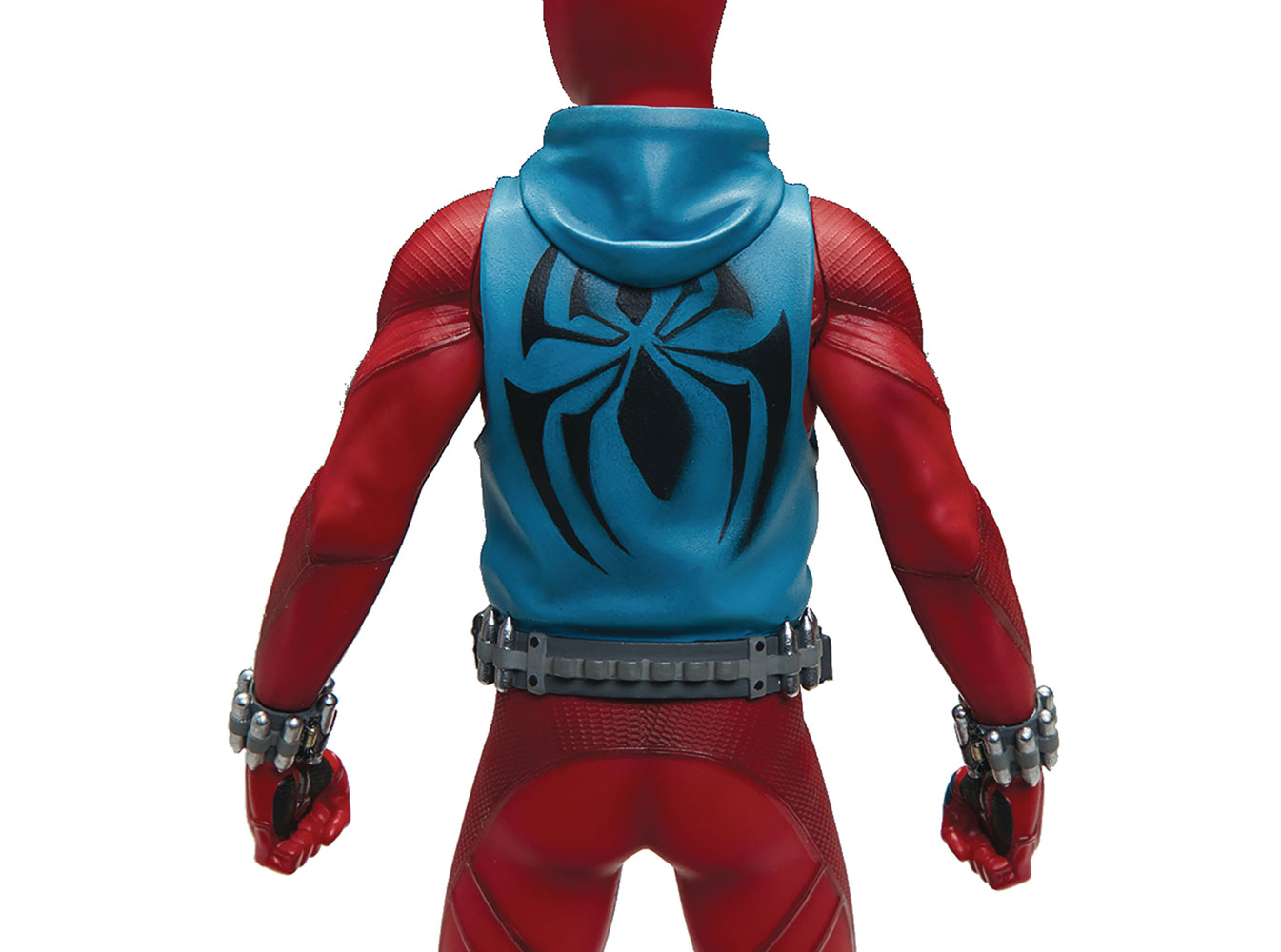Marvel Armory Spider-Man Resin Statue: Scarlet Spider  (1/10 Scale) - Pcs Collectibles