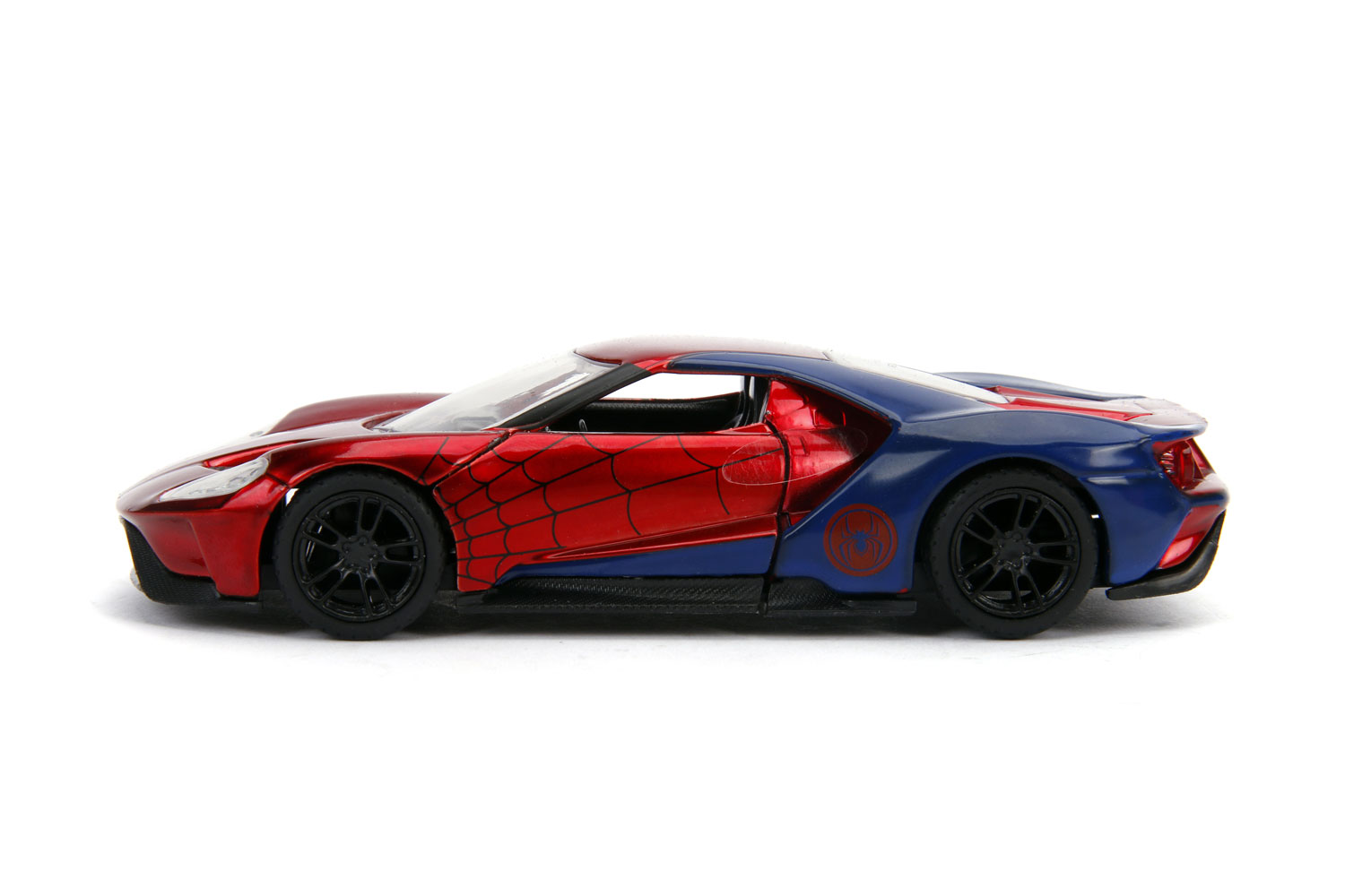 Marvel Vehicle: Spider-Man 2017 Ford GT  (1/32 scale) - Jada Toys, Inc