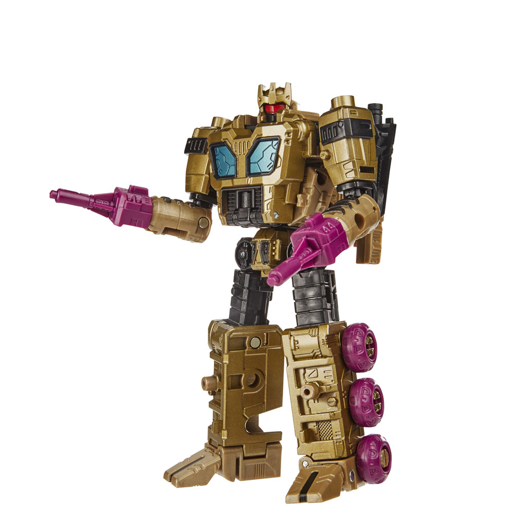 Transformers Gen Selects Black Roritchi Deluxe Action Figure Case  - Hasbro Toy Group